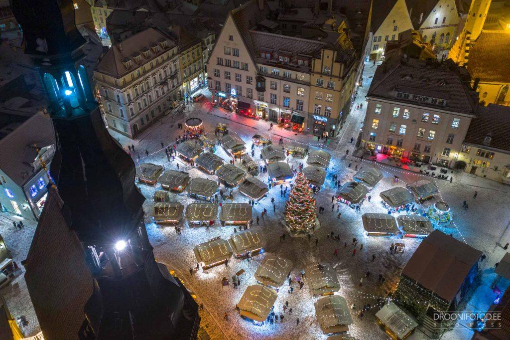 Lumine jõuluturg 2018
