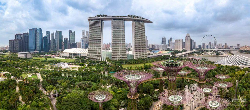 Singapuri vaade mere poolt