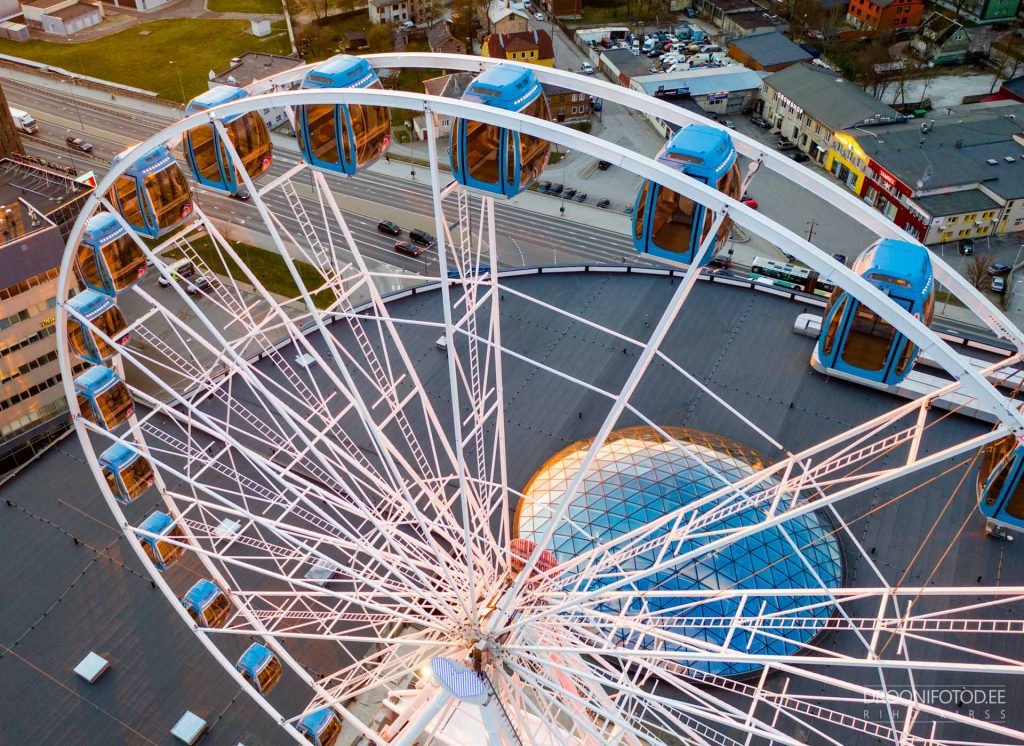 Skywheel of Tallinn