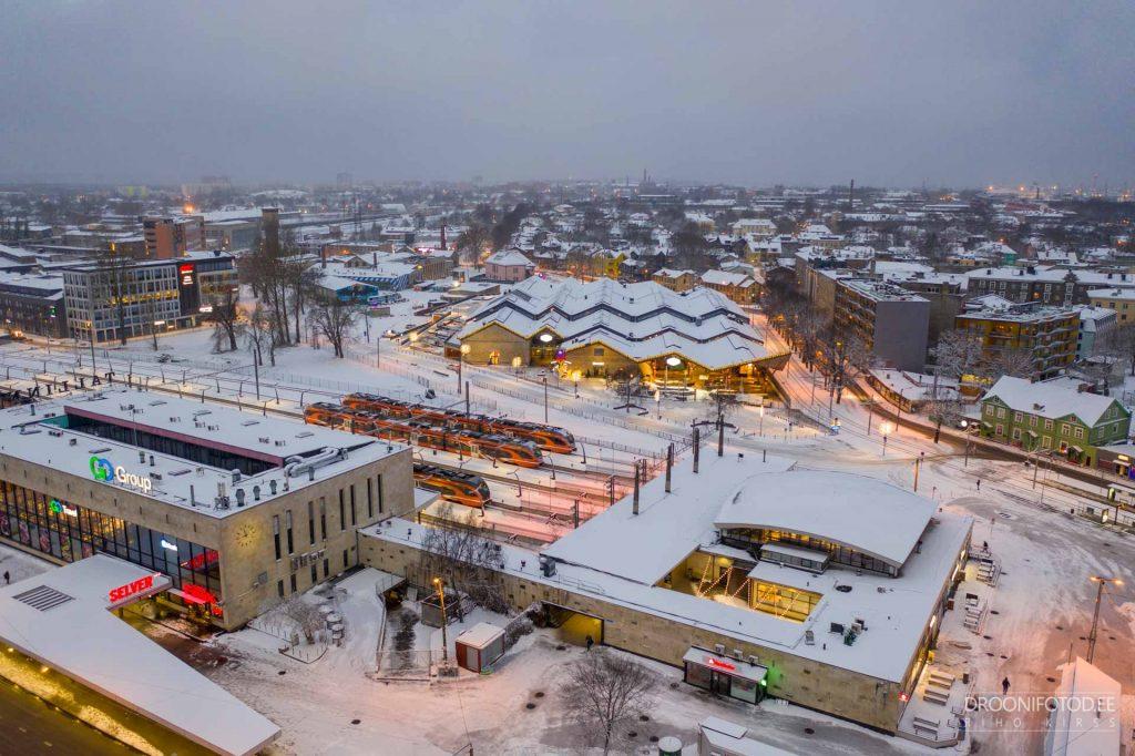 Balti jaam ja turg