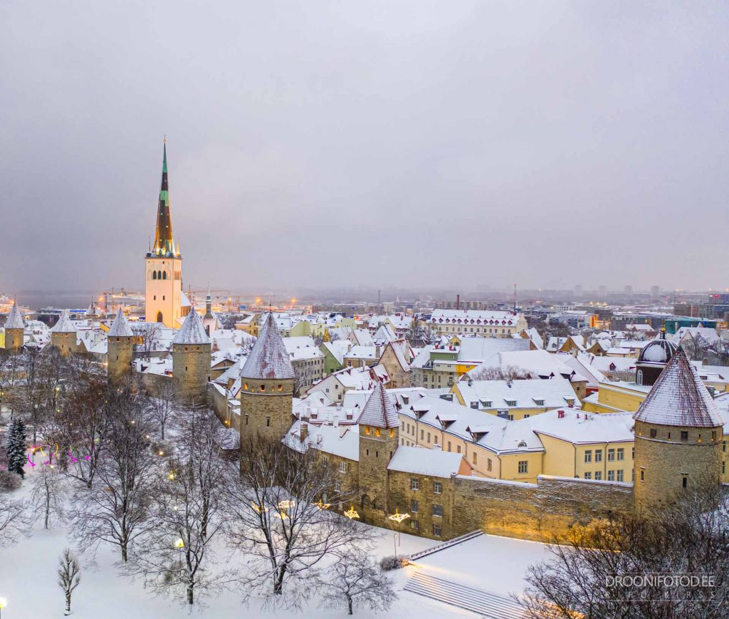 Lumine Tallinna vanalinn 2021